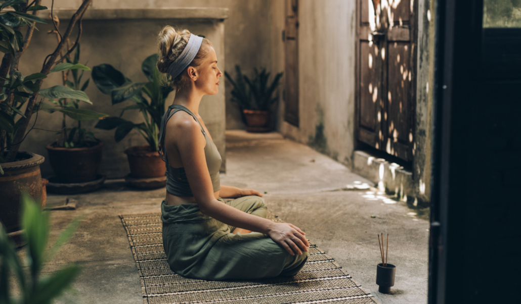 The Guided Meditation Site